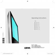 Loewe Concept L26 LCD TV 26 inch