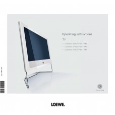 Loewe Connect 26 Media LCD TV 26 inch