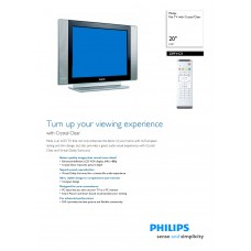 Philips 15PF4121 LCD TV 15 inch