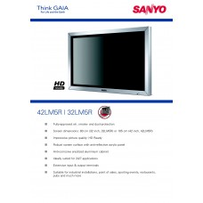 Sanyo 32LM5R LCD panel (without a tuner) 32 inch